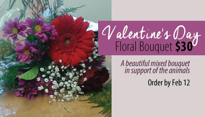 Floral Bouquet $30