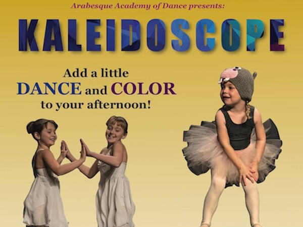 Kaleidoscope year-end recital